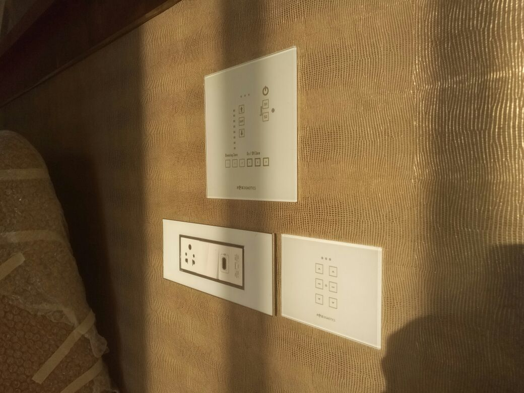 Home automation Touch Switches