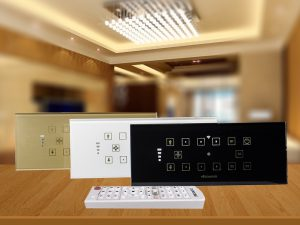 Wifi Touch switches FDL106-W