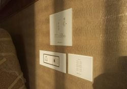 Wifi Touch Switches installed