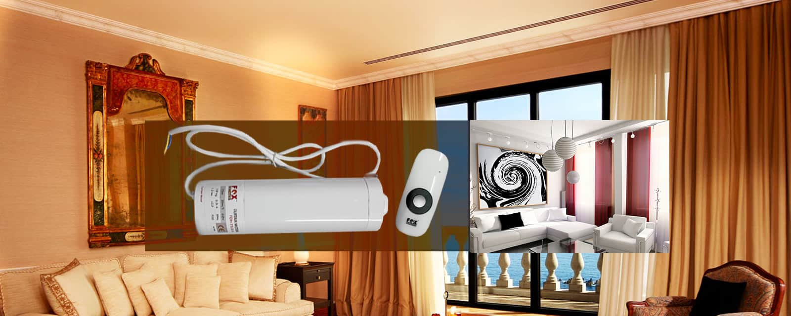 Curtain Motors