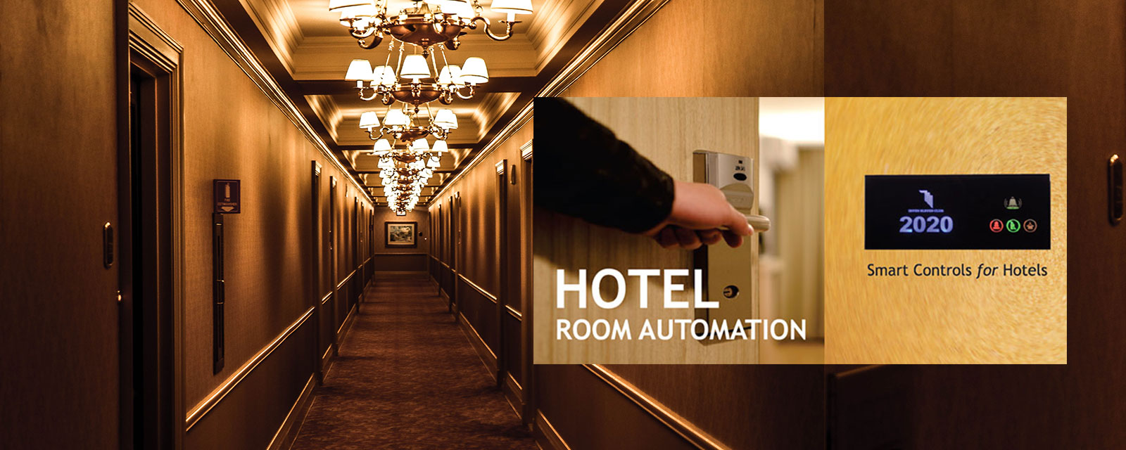 Hotel Room Automation